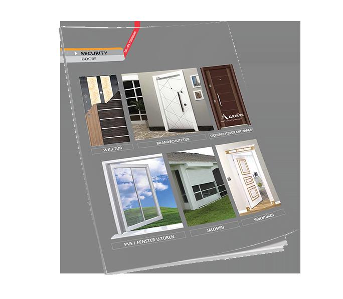 Katalog Security Doors Sicherheitstüren